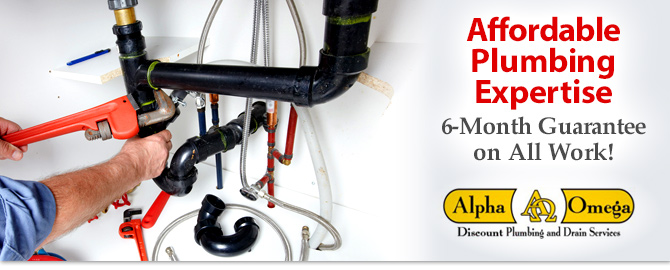 Alpha Omega Discount Plumbing & Drain Services