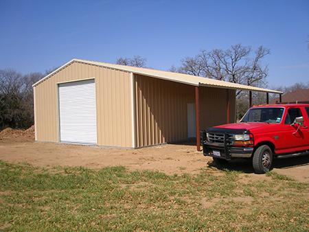 barn building weatherford tx