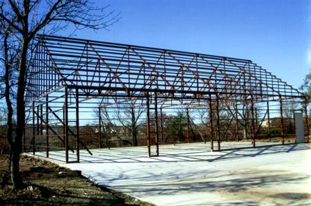 Steel Building Service