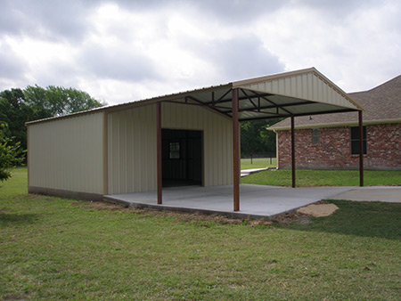 metal shed service
