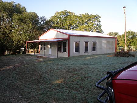 Metal Barn Contractor