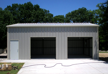 Garage Building Services