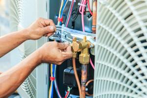 HVAC installation and repairs
