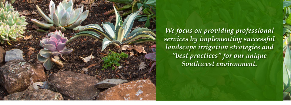 irrigation maintenance Tucson AZ