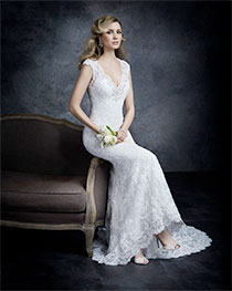 Ella Rose Designer Wedding Dress
