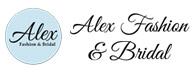 Alex Fashion & Bridal Logo