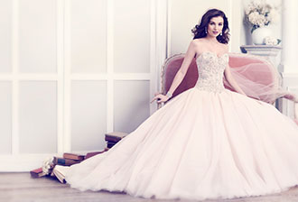 Brand Name Wedding Dress