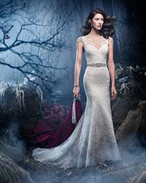 Kenneth Winston Bridal Dress