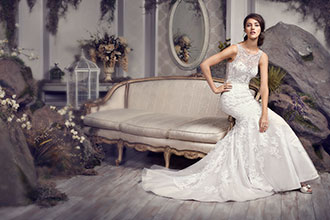 Designer Brand Wedding Dress