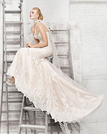 Bridal Gown By Kenneth Winston
