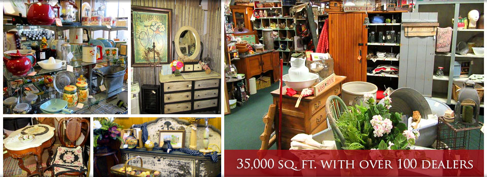 Antiques and Memorabilia