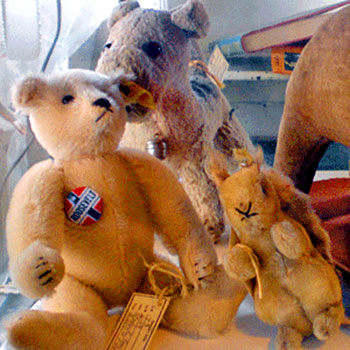 Antique Stuffed Animals