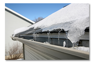Roof U0026 Gutter Heat Cables Installation Gutter Heat Cables Installation