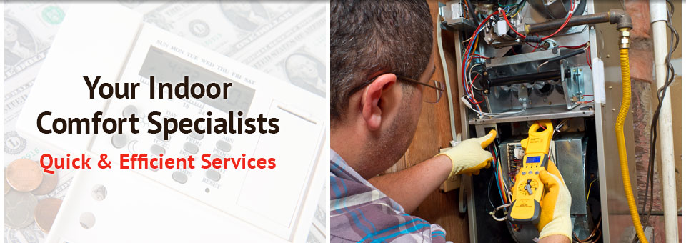Heating and Air Specialists Banner