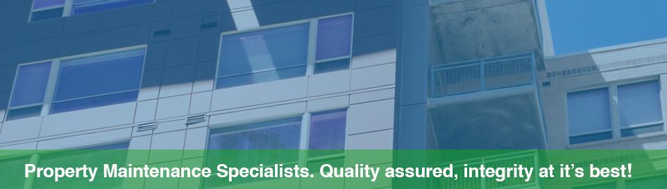 Property Maintenances Specialists