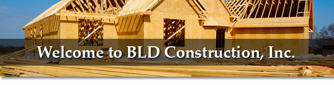 BLD Construction ne construction house