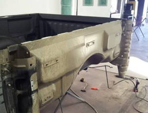 custom fabricating