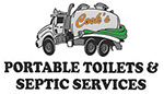 Cooks Portable Toilets & Septic Services Logo