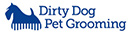Dirty Dog Pet Grooming Logo