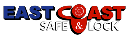East Coast Safe & Lock Logo