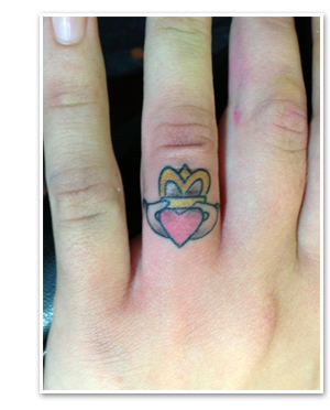 tattoo ring