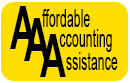 Affordable Accounting Assistance Logo