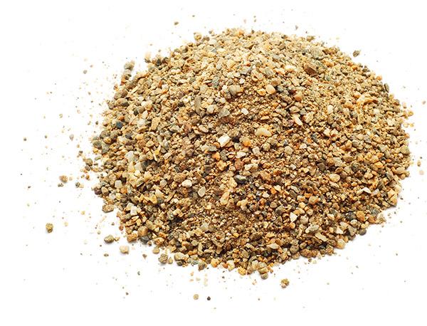 Filtered Sand