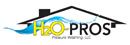 H20 Pros Pressure Washing Logo