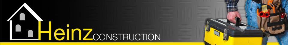 Heinz Construction- Exterior Remodeling