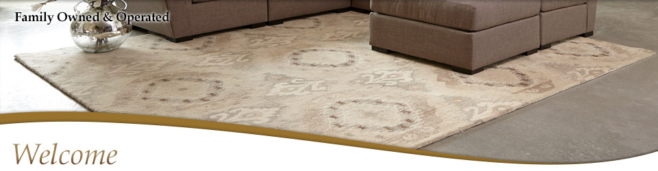 Carpet and Area Rug Selections