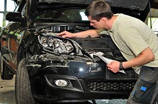 Headlight Collision Repair