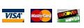 Visa/MasterCard/Discover