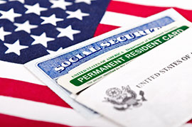 Social Security and Green Cards