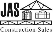 JAS Construction Sales Logo