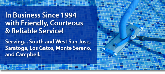 K D Quality Inc Pool Service San Jose Ca
