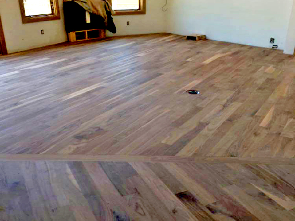 Hardwood Floor Stripping Part - 23: New Hardwood Installation Hardwood Floor Restoration
