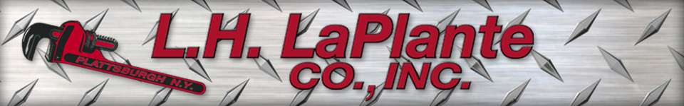 L H LaPlante Logo Header