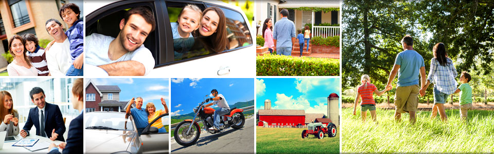 Life, Auto and Home Insurance
