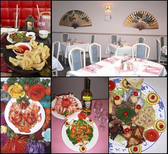 May Jen Chinese Food Variety