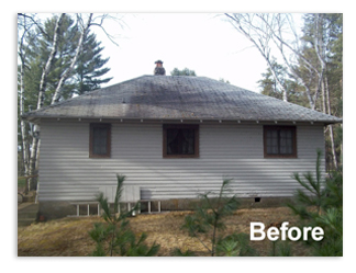 Before Home Addition