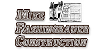 Mike Fashingbauer Construction Logo