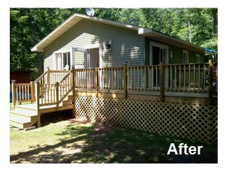 After Deck Build