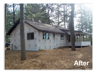 After Home Addition