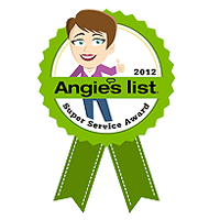 Angies List 2012 Badge