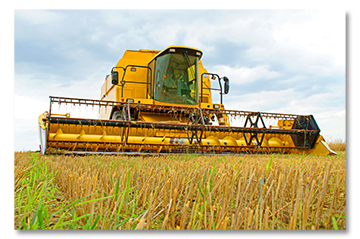 Farming Equipment Rental