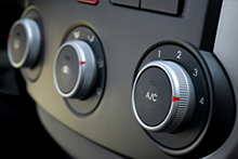 Car Heating and Cooling Controls