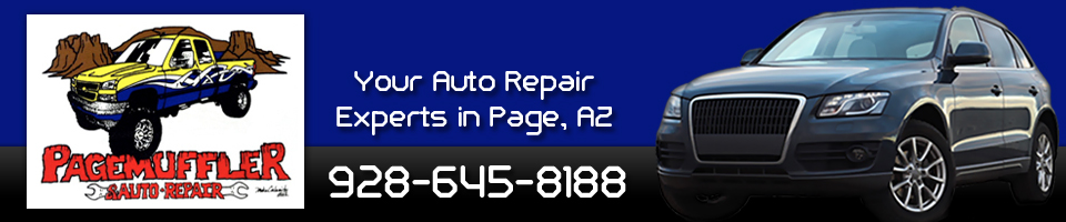 Page Muffler Auto Repair