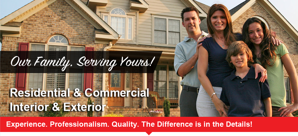 New Look Commercial and Residential Painting