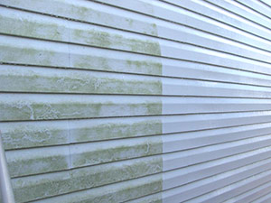 Siding Power Wash