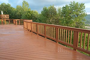 Fence and Deck Stain
